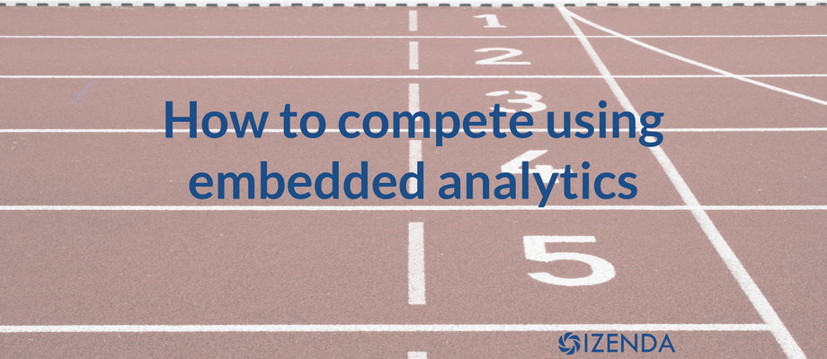 How to compete with embedded analytics